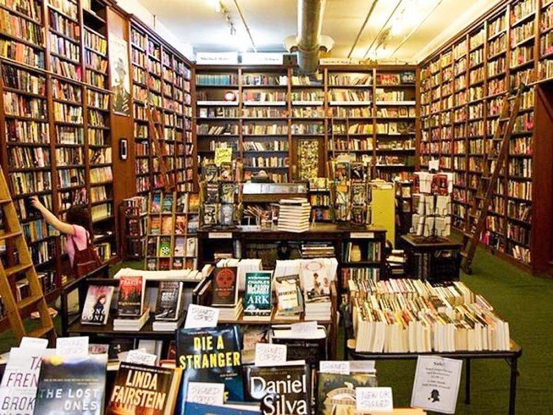 La storia della libreria mystery di new york international web post