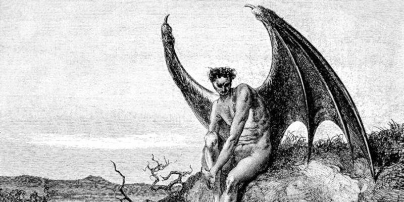 """fc2ff5ff45 """"Nel nome di Gesù, figlio di Dio, comando che tu, Lucifero ti allontani da  me, e dalla mia famiglia""""."""