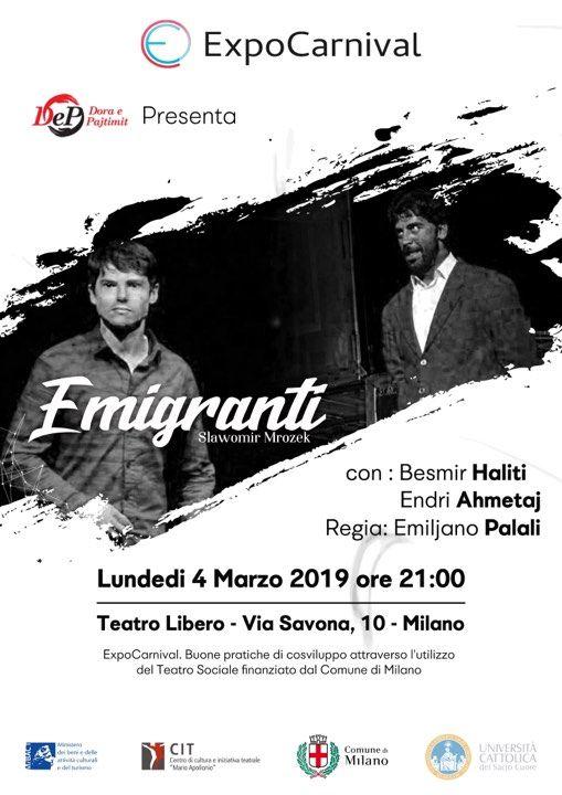 L Expo Carnival per la prima volta a Milano Organizzato dall ... 62a9cbfbe754