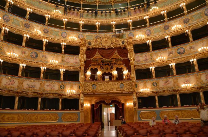 Teatro Di Verdura Calendario 2020.Presented The Teatro La Fenice Opera And Ballet Season And