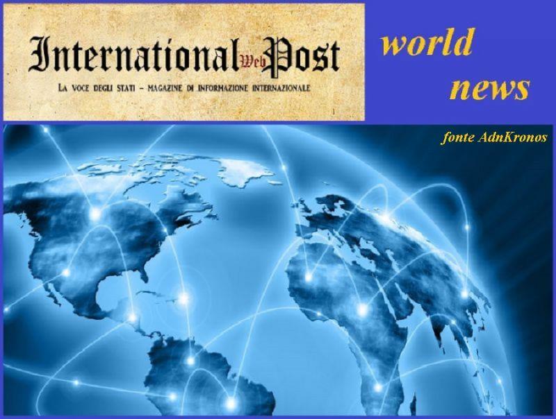 Ultimissime dal mondo e dall italia international web post for Ultime notizie dal parlamento italiano