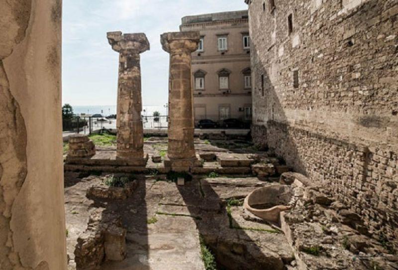 Molto Taranto tra Cultura e Archeologia Pensiero laterale International  BC17