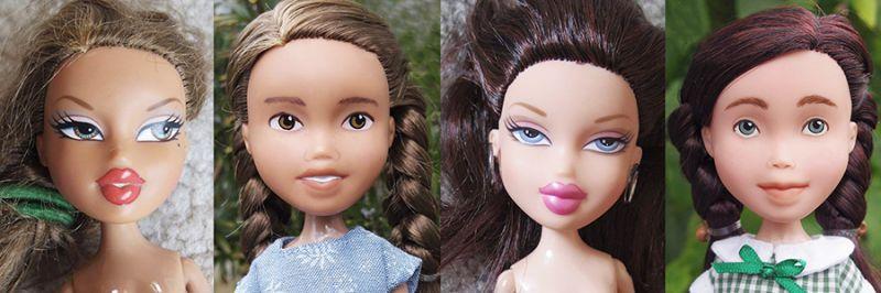 Giocattoli E Modellismo Bambola Fashion Barbie Style Scatolo Come Da Foto Ottime Condizioni Profit Small Bambole Fashion