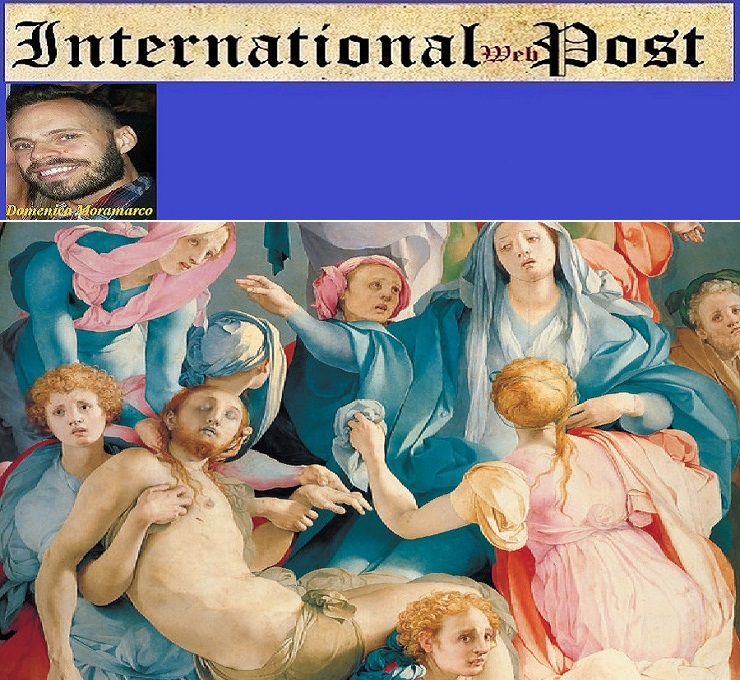 """The_Cinquecento_in_Florence_""""modern_maner""""_and_counter-reformation__From_Michelangelo,_Pontormo_and_Giambologna"""