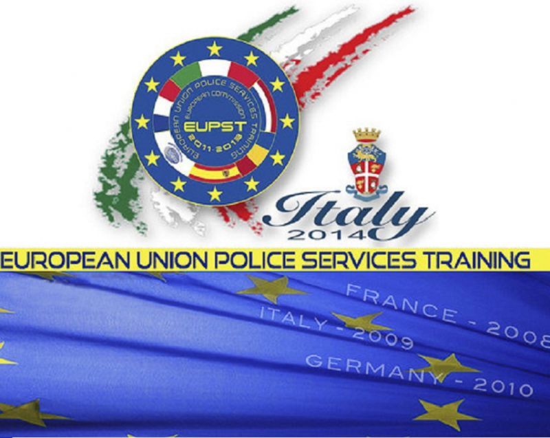 "PROGETTO_""EUROPEAN_UNION_POLICE_SERVICES_TRAINING"""