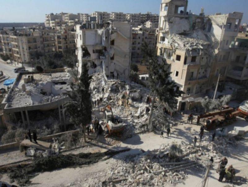 Attacco_ad_Idlib