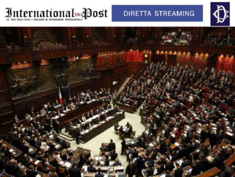 Camera dei deputati diretta televisiva sull international for Camera dei deputati diretta tv