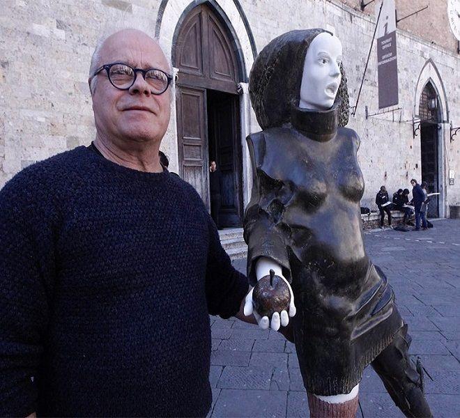 """""""Donna_in_cammino""""_di_Alberto_Inglesi_conquista_Siena"""