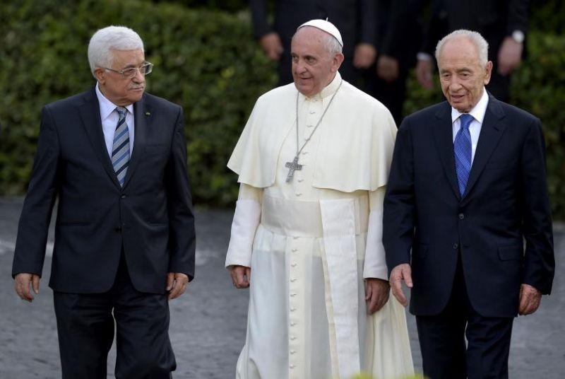 La_Pace_di_Bergoglio_e_il_futuro_incerto_di_Israele_e_Palestina