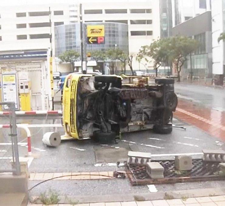 Il_tifone_Trami_si_abbatte_sul_Giappone