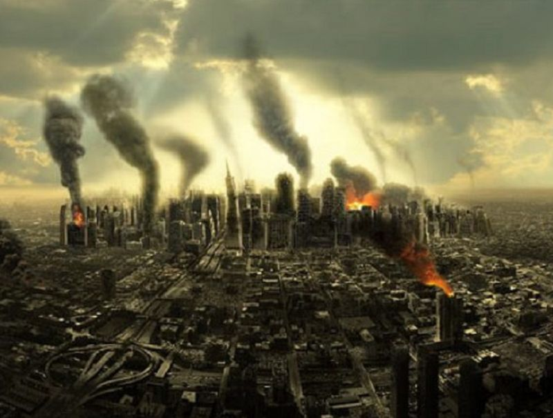 Risultati immagini per verso la VI estinzione di massa