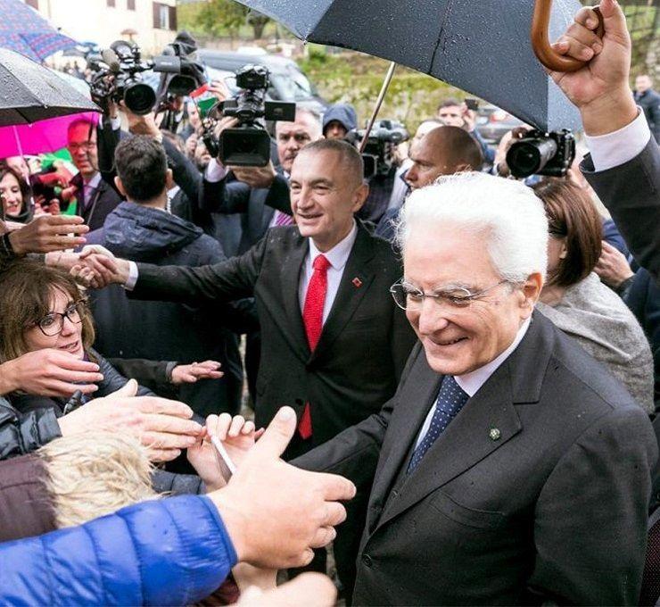 """Shoqata_""""Shqiptaret_ne_Itali""""_falenderon_Presidentin_e_Republikes_Italiane_per_vizitën_e_tij_në_komunitetin_Arbëresh_të_Kalabrisë"""