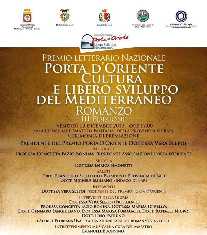 """""""Porta_d'Oriente,_Cultura_e_libero_sviluppo_del_Mediterraneo"""""""