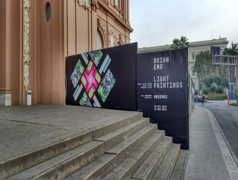 "AL_MEDIMEX_,SALONE_DELL'INNOVAZIONE_MUSICA_,BRIAN_ENO_PRESENTA:_""LIGHT_PAINTINGS"""