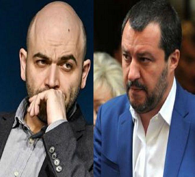 Scontro_Saviano-Salvini