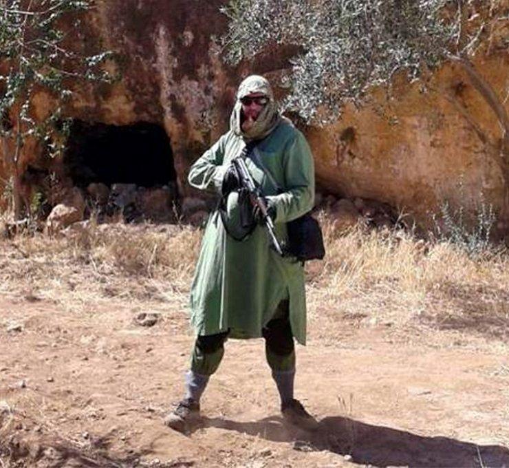 """Siria:_arrestato_il_jihadista_più_""""imbranato""""_del_mondo"""