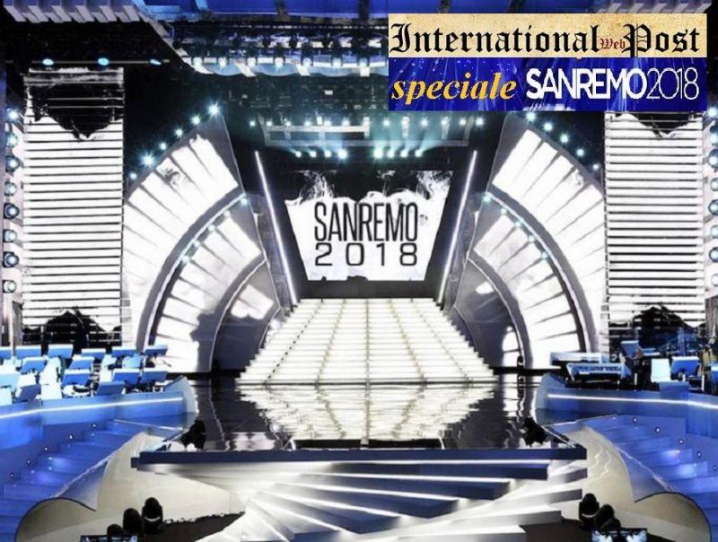 competitive price 33284 0dbae Al via la 68° edizione del Festival della canzone italiana ...