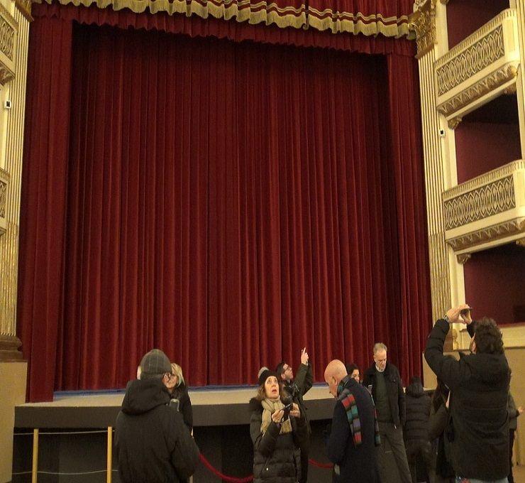 """Bilancio_positivo_per_l'apertura_straordinaria_del_Teatro_""""N_Piccinni""""_di_Bari_"""