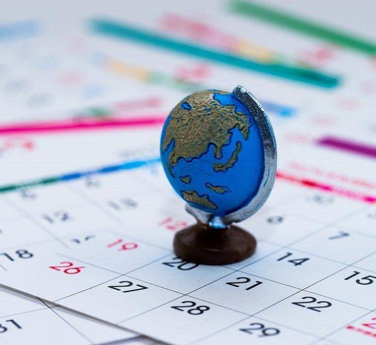 Calendario Raccolta Differenziata Cinisi 2019.Tutti I Ponti E Le Festivita Del 2019 International Web Post