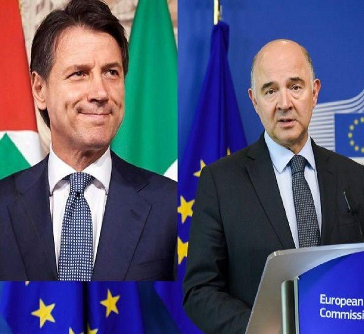 Ue_boccia_l'Italia,_Conte:_-quot;Convinti_nostra_ricetta-quot;