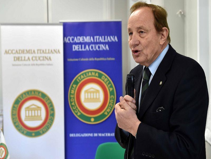 Auguri per l accademia italiana della cucina gotha news