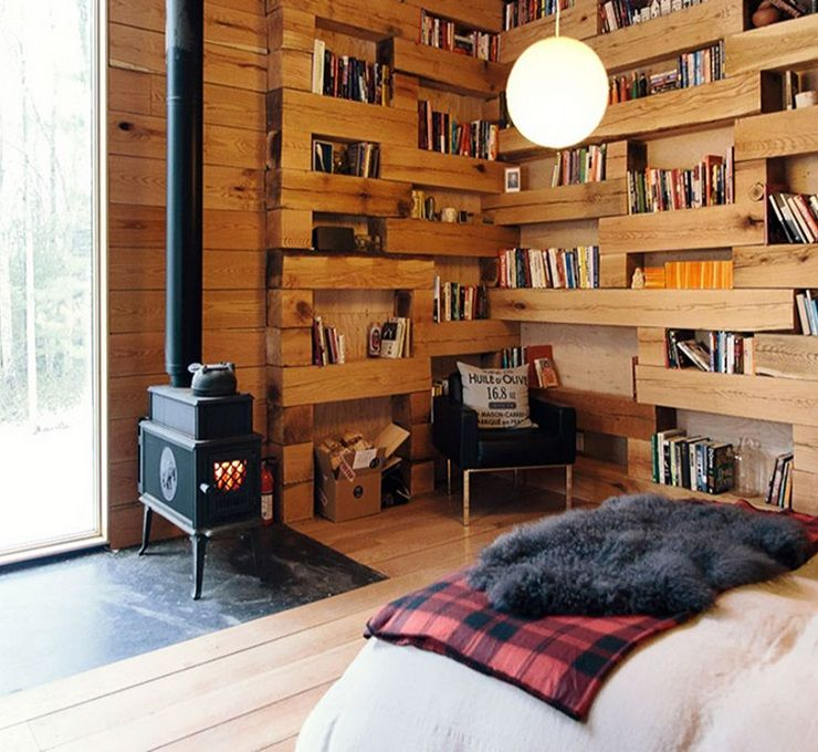 Hemmeling_Rom,_a_New_York_la_prima_biblioteca_in_mezzo_al_bosco