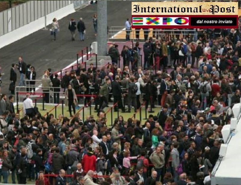 Expo 2015 l avventura appena iniziata l esposizione for Esposizione universale expo milano 2015