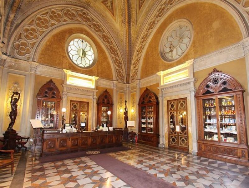 santa maria novella in florence the officina history from