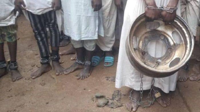 Nigeria Incatenati E Torturati Nella Scuola Coranica Degli Orrori Centinaia Di Persone Liberate Dopo Il Raid Della Polizia Di Kaduna International Web Post International Web Post