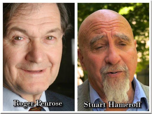 Risultati immagini per Stuart Hameroff e Roger Penrose