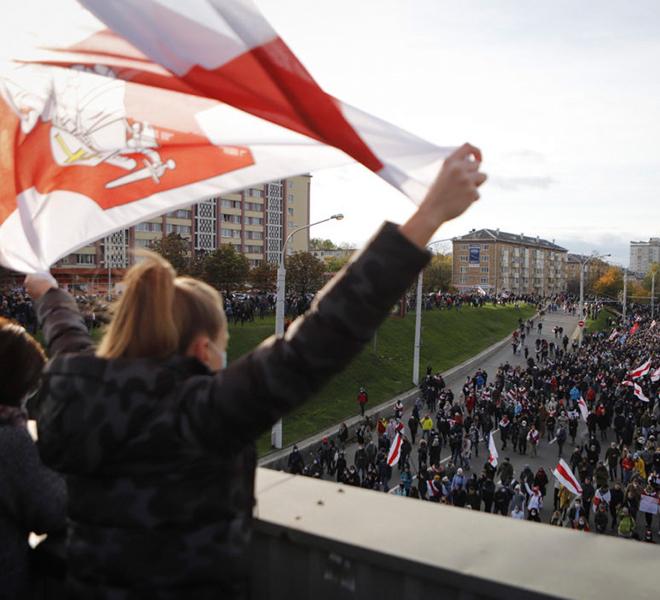 BIELORUSSIA:_DECIMO_WEEKEND_DI_PROTESTE