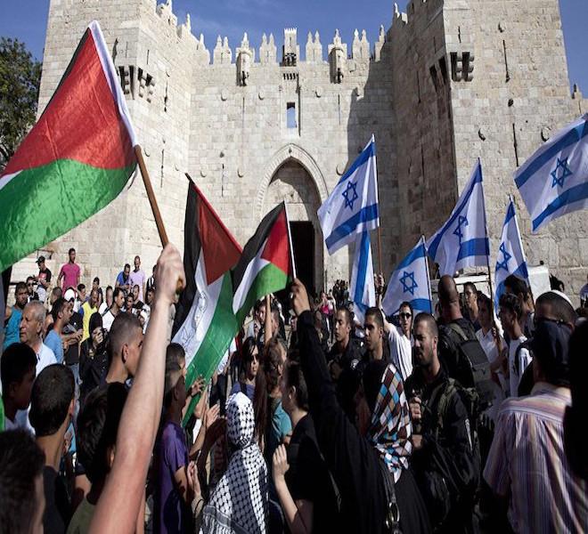 CONFLITTO_ISRAELO-PALESTINESE:_UNA_IRRISOLVIBILE_QUESTIONE