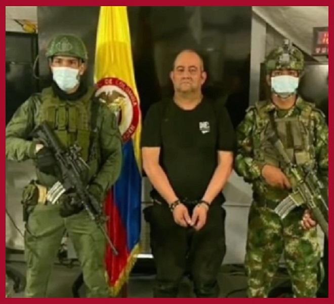 """COLOMBIA:_CATTURATO_""""OTONIEL"""",_IL_SIGNORE_DELLA_DROGA"""