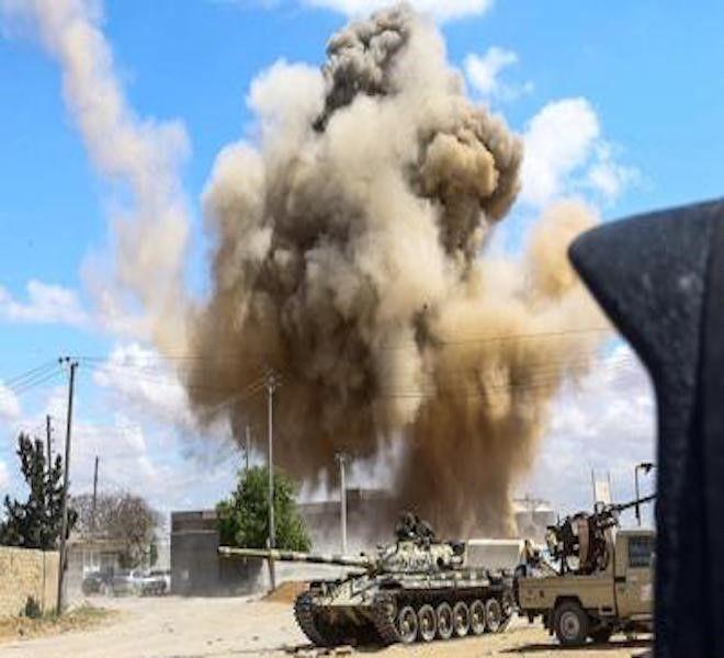 LIBIA:_RISCHIO_ESCALATION