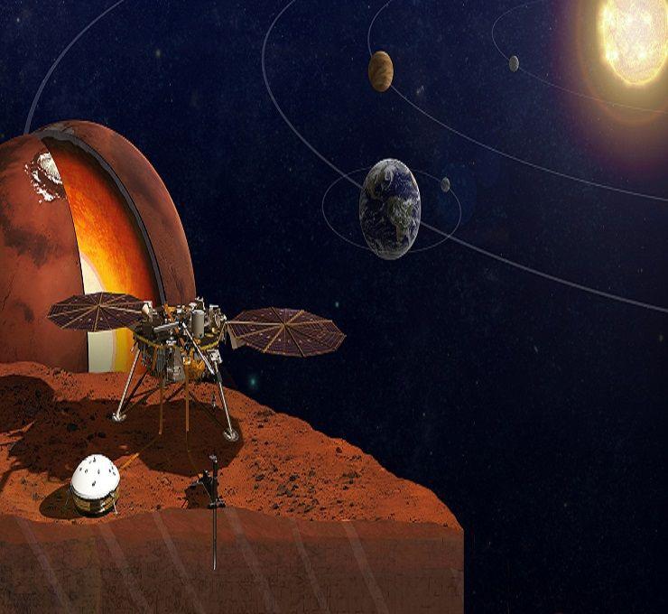 La_sonda_InSight_è_su_Marte