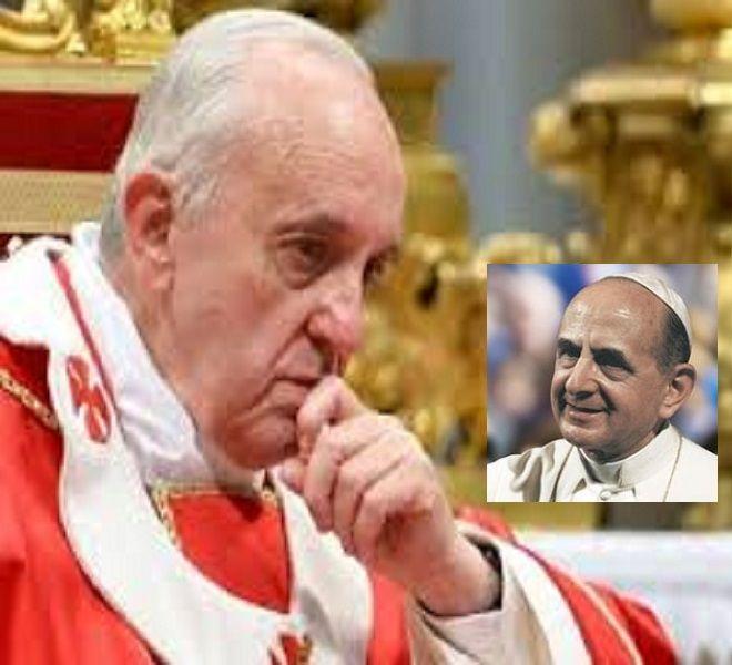 Papa Francesco Il Celibato E Le Carte Segrete Di Paolo Vi Nel Libro Di Padre Sapienza International Web Post International Web Post