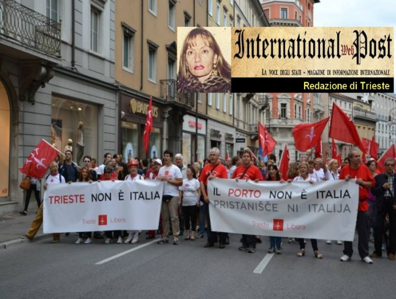 TRIESTE__NON__E'__ITALIA__IL__PORTO_DI__TRIESTE__NON__E'__ITALIA