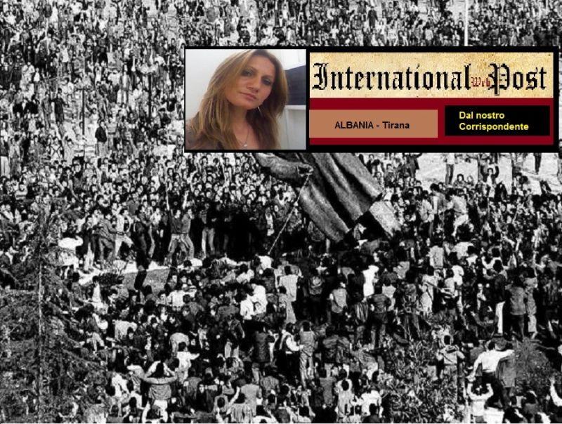 Tirana_ricorda_la_caduta_del_regime_tra_fuoco_e_rappresaglia_di_una_politica_allo_sbando