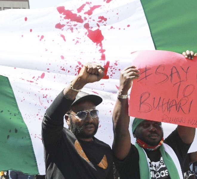 La Lunga Odissea Della Nigeria Si Susseguono Proteste E Scontri Armati Nell Indifferenza Del Resto Del Mondo International Web Post International Web Post