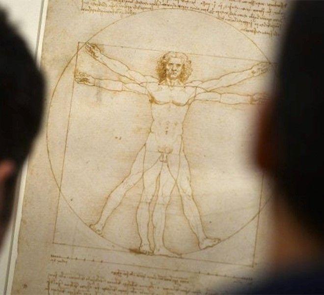 L'algoritmo nell'Uomo Vitruviano La scoperta di Roberto Concas nel celebre disegno di Leonardo
